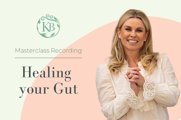 How to Heal Your Gut Masterclass Video - Katie Brindle