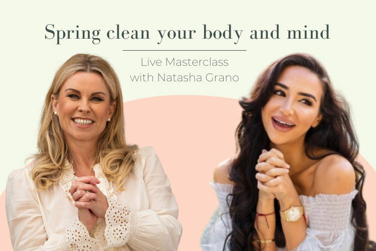 Spring clean your body and mind - Katie Brindle