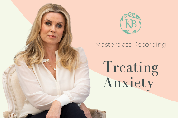 Anxiety Masterclass Video - Katie Brindle